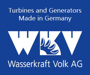 WKV-Turbines and Generators Made in Germany