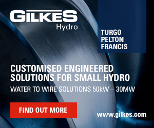 Customised engineered solutions for small hydro