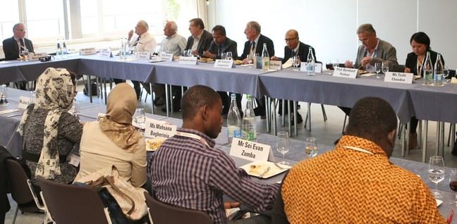 AMI Foundation international meeting