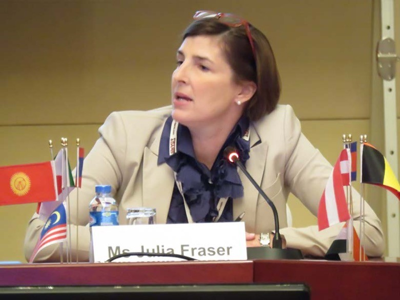 Julia Frazer, World Bank Practice Manager