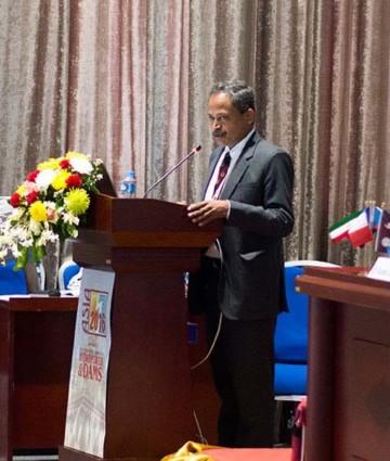 Dr Kamal Laksiri of CEB