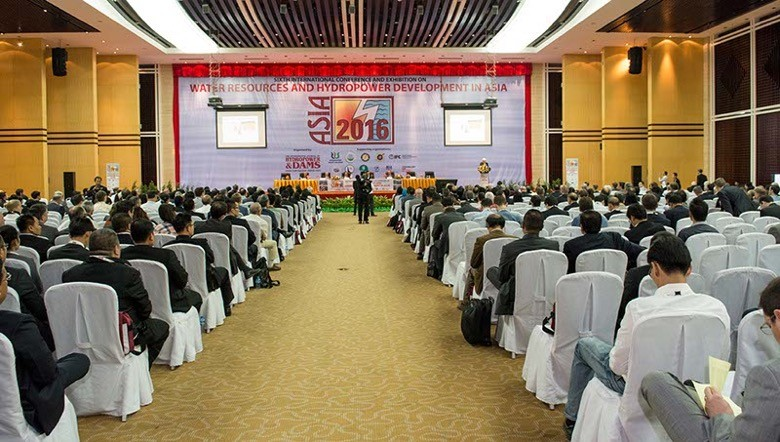 General view of the opening session of ASIA 2016