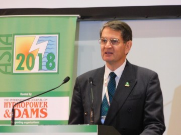 Felix Reinders, President of ICID