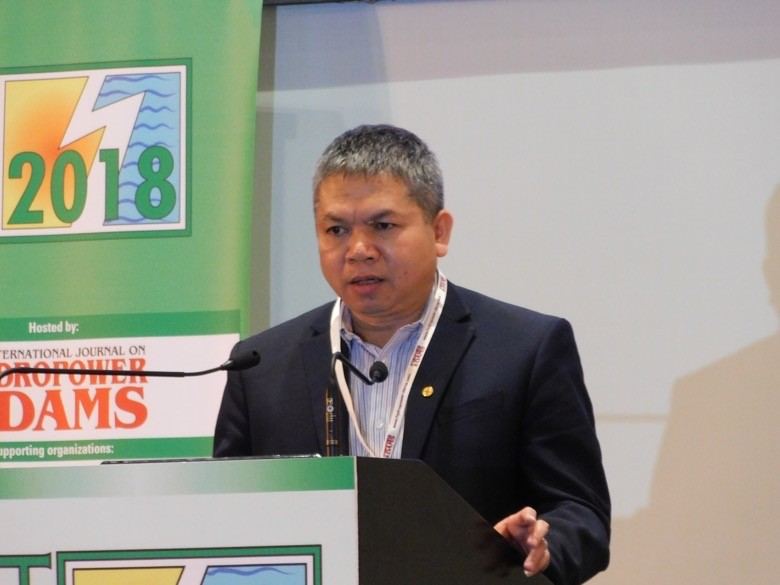 Nguyen Cuoc Chinh - Technical Director of EVN