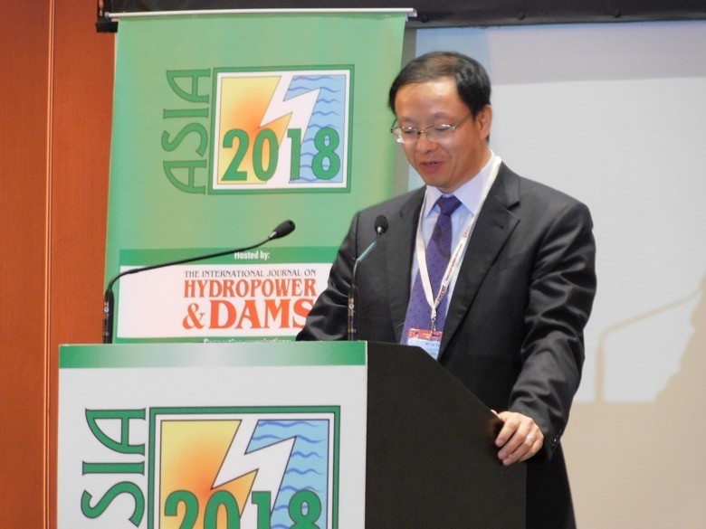 Jie Tang, Practice Manager – East Asia & Pacific, Energy and Extractive Global Practices at the World Bank