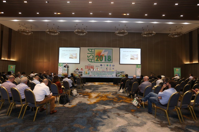 Asia 2018 - technical sessions