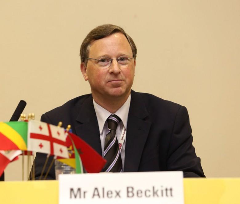 Alex Beckitt