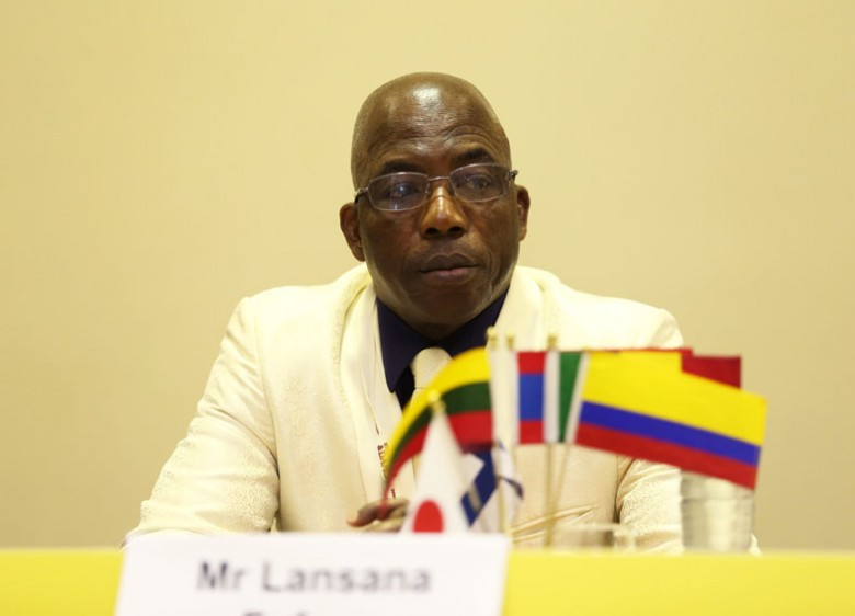 Mr Lansana Fofana