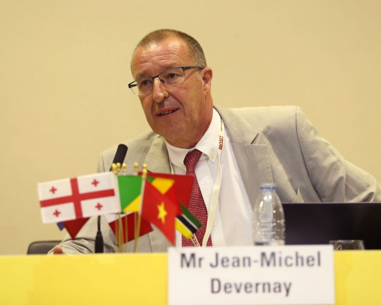 Jean-Michel Devernay