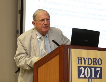 F. Lempérière, of Hydro Coop, France