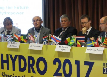 Unlocking investments in private hydropower