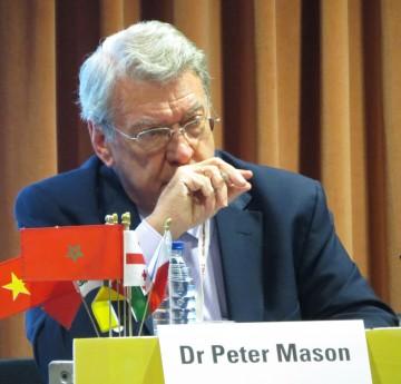 Dr Peter Mason