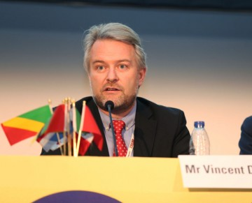 Vincent Denis, Director of Mhylab, Switzerland