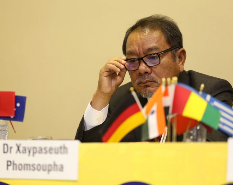 Dr Xaypaseuth Phomsoupha