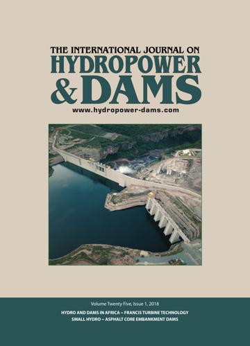 International Journal of Hydropower & Dams - Issue 1 2018