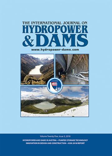 International Journal of Hydropower & Dams - Issue 3 2018