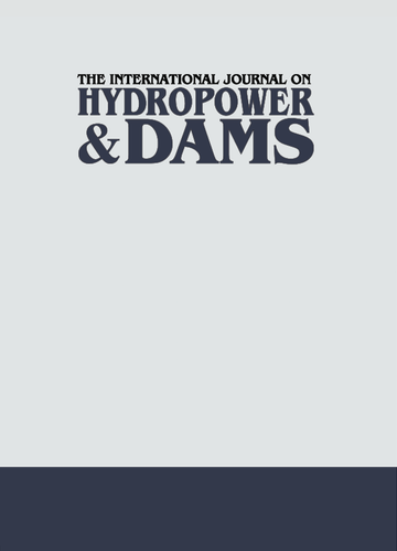 International Journal of Hydropower & Dams - upcoming issue